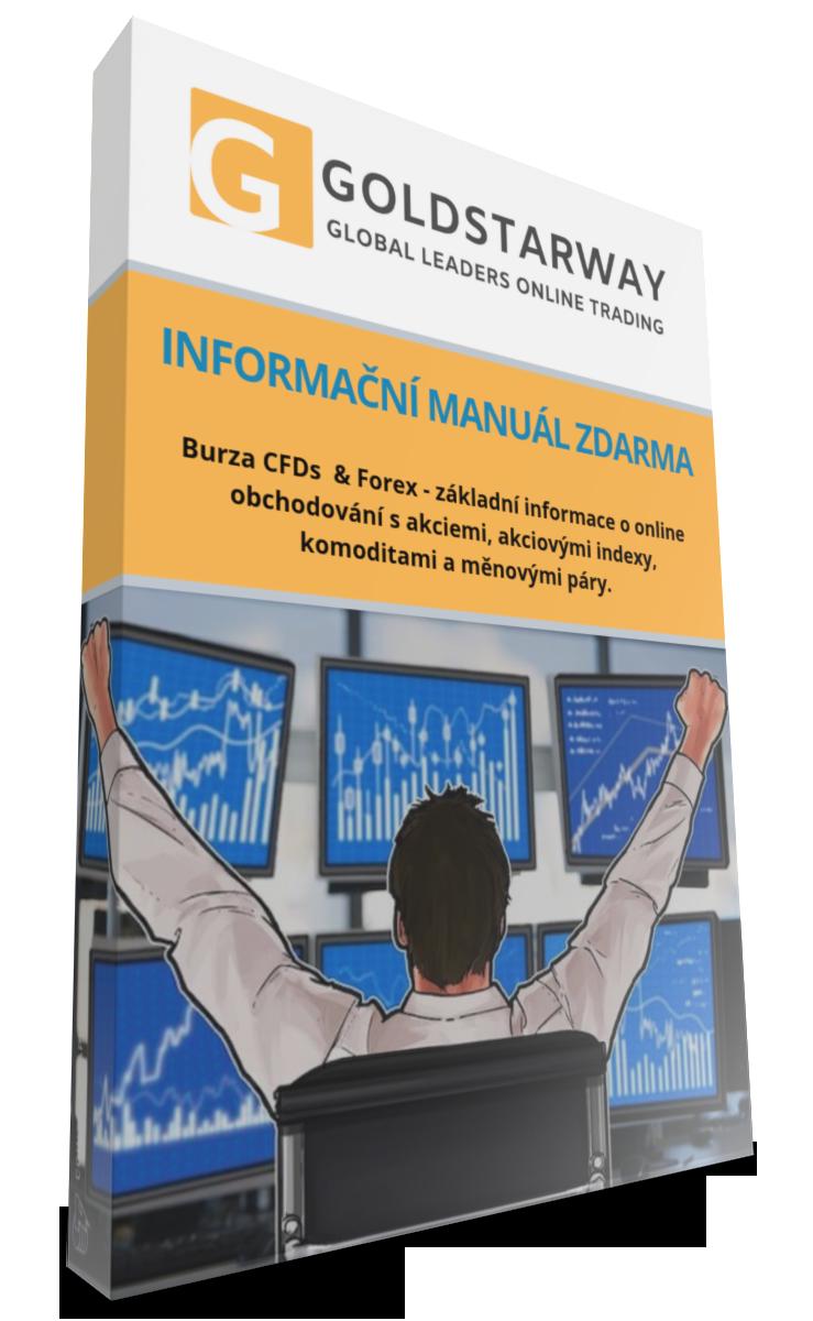 Získejte Informační manuál Jak začít na burze - pro začátečníky i pokročilé
